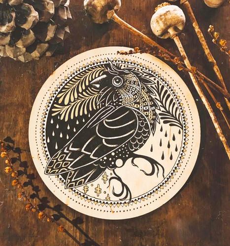 Mystic Crow