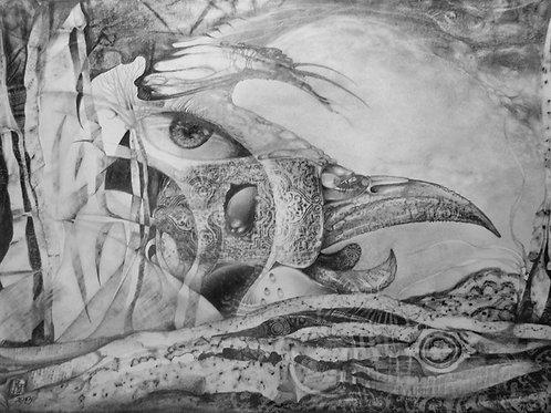 Ego Bird Fish Nesting Ground