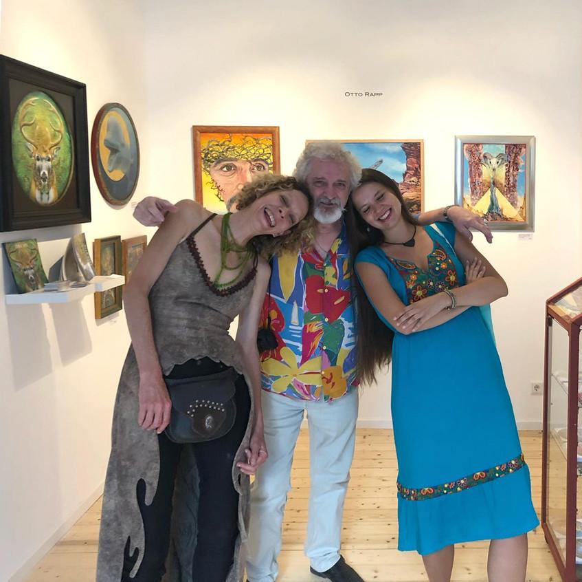Liba, Otto and Jana