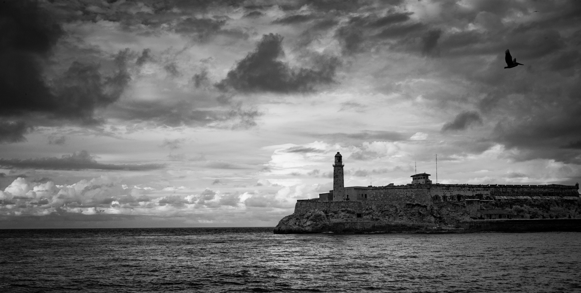 Cuban Lighthouse