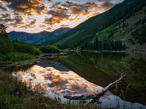 Maroon Bells Lake