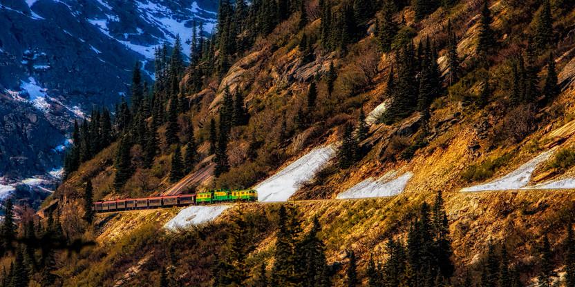 Skagway Train