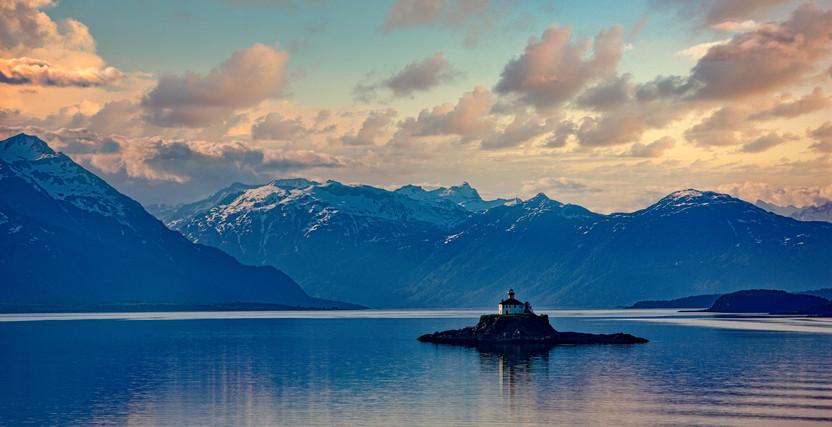 Alaskan Lighthouse