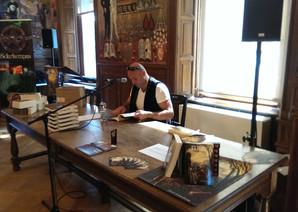 Salon Literair op Muze Misse