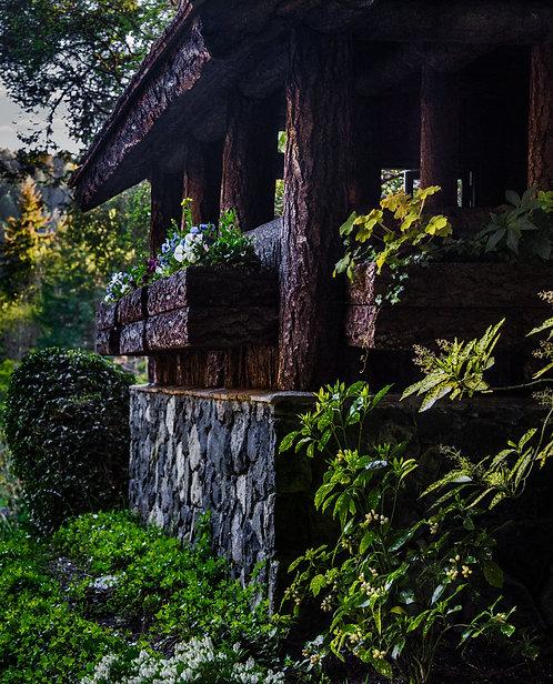 Butchart Gardens Cabin