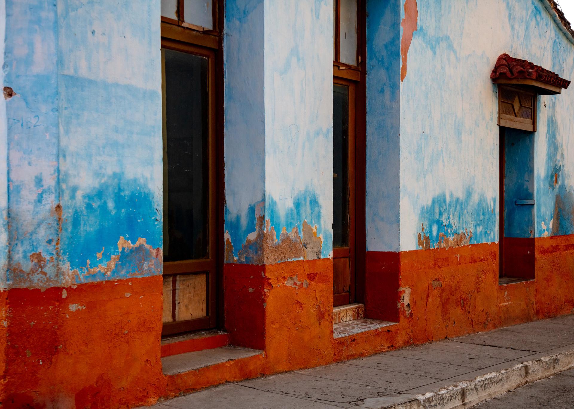 Painted Door Frames