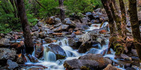 Lower Bridal Veil Falls