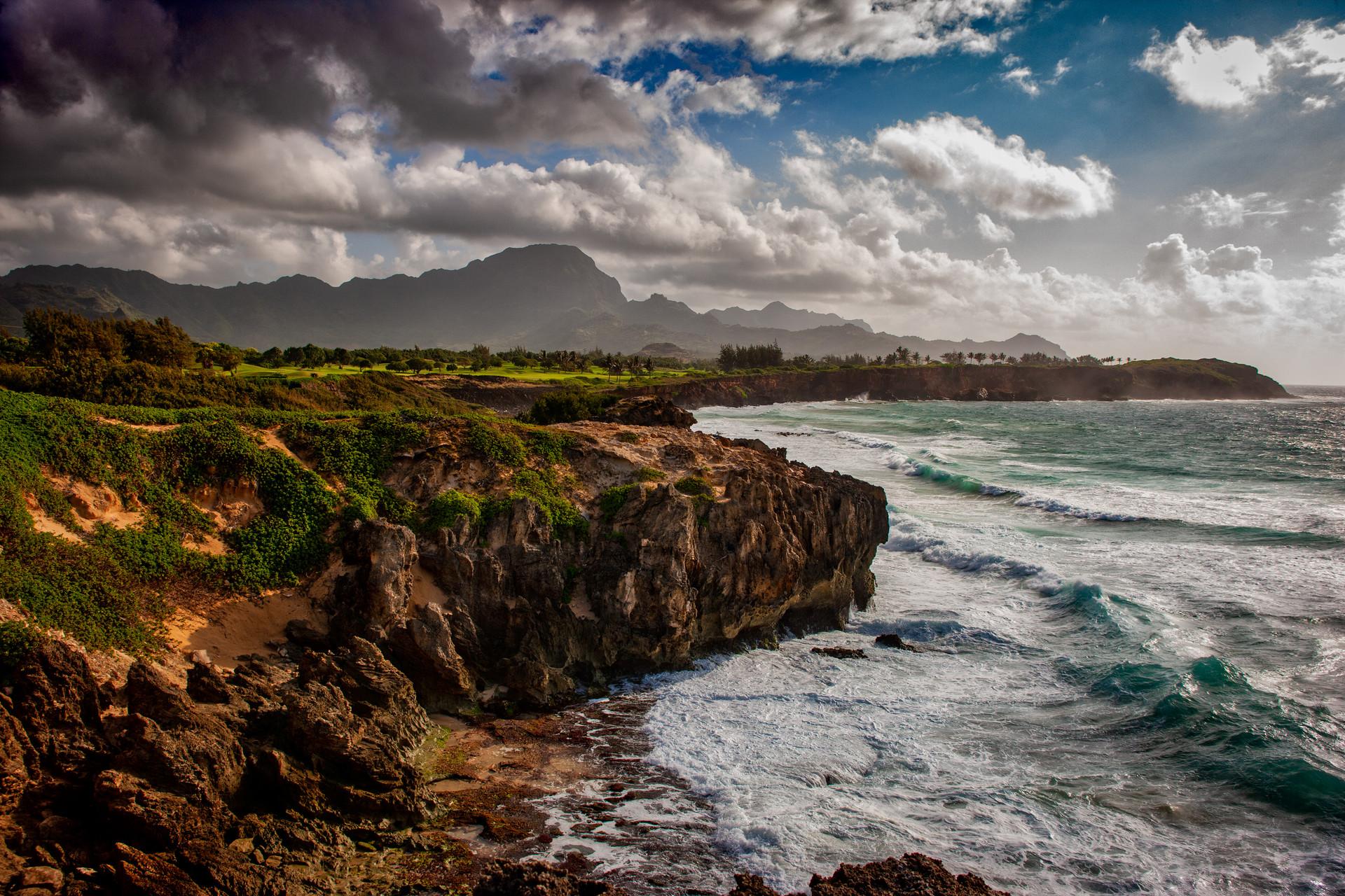 Kauai Clouds