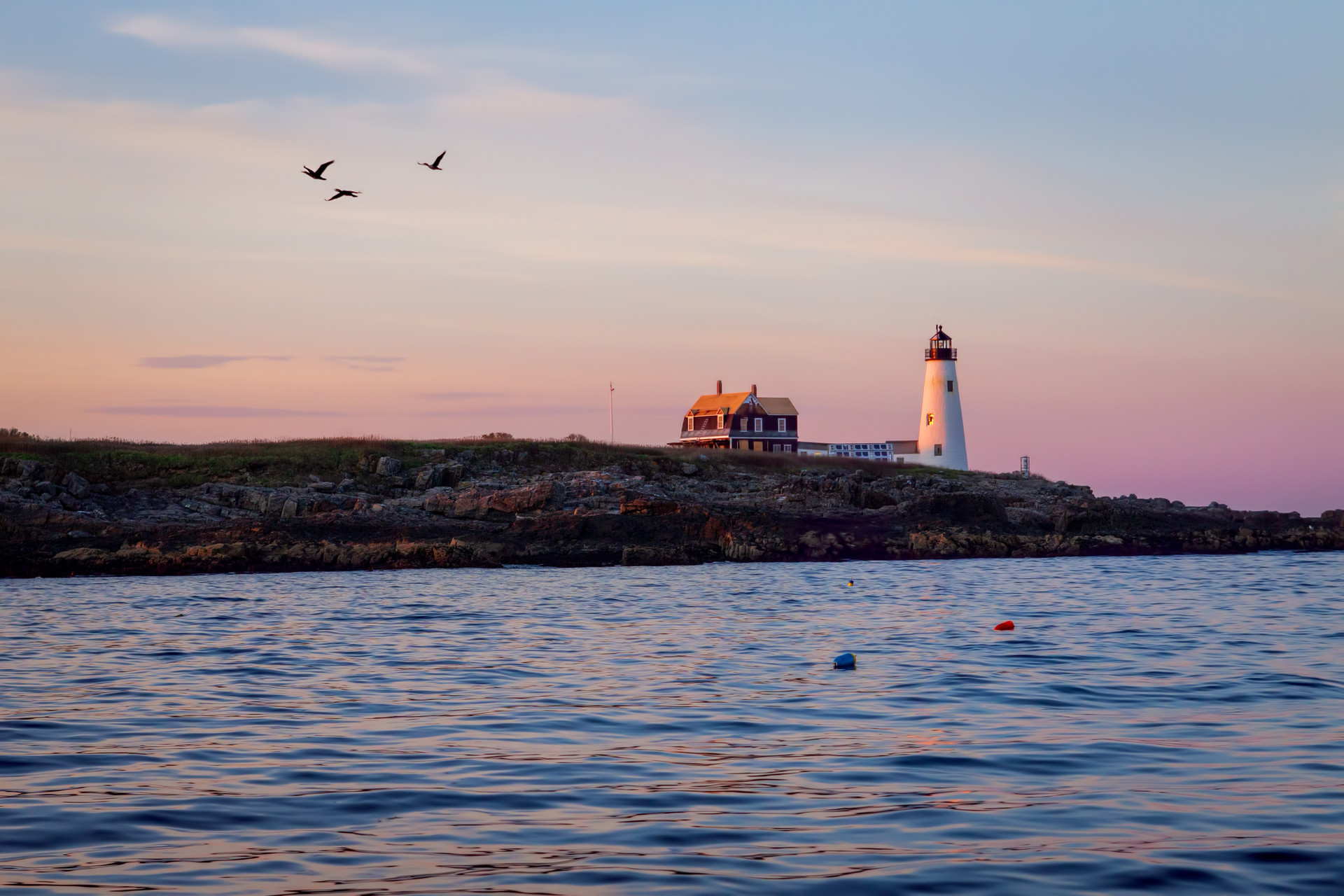 Bidderford Lighthouse