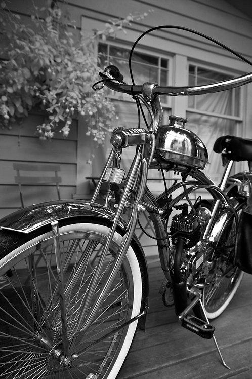 Bike Ride - Alaska