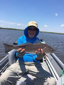 Redfish on Fly in South Louisiana Arkangler.com