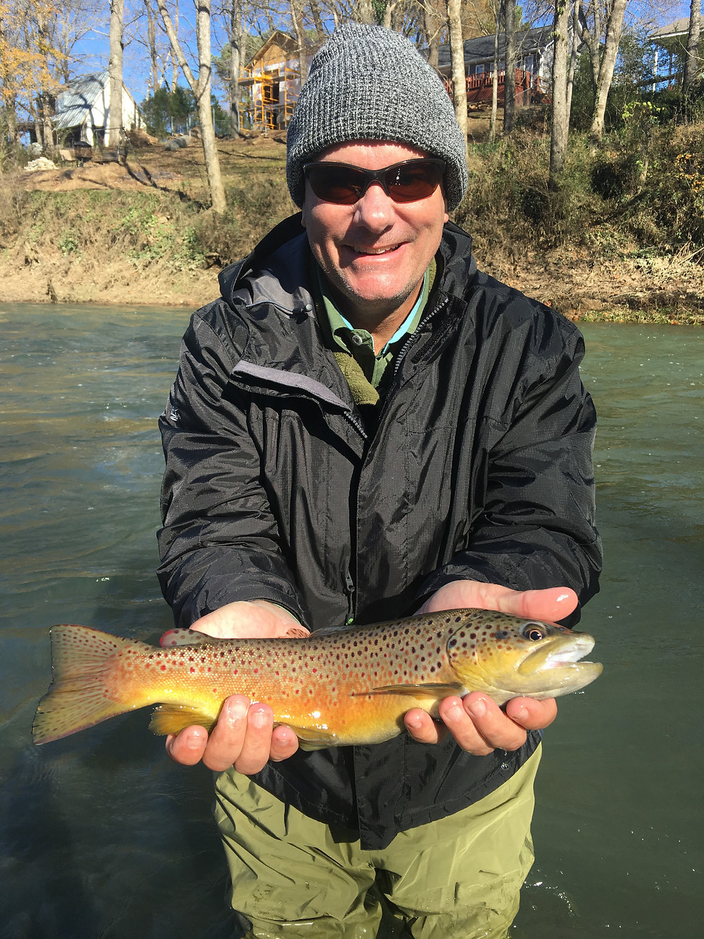 Little Red River Brown Trout