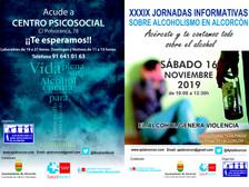 XXXIX Jornadas Informativas sobre el Alcoholismo en Alcorcón