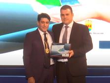 """Premio Ciudad de Alcorcón para A.P.L.A.A. en la categoría """"Superación personal"""""""