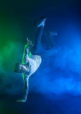 Commercial photographer Worthing dance project