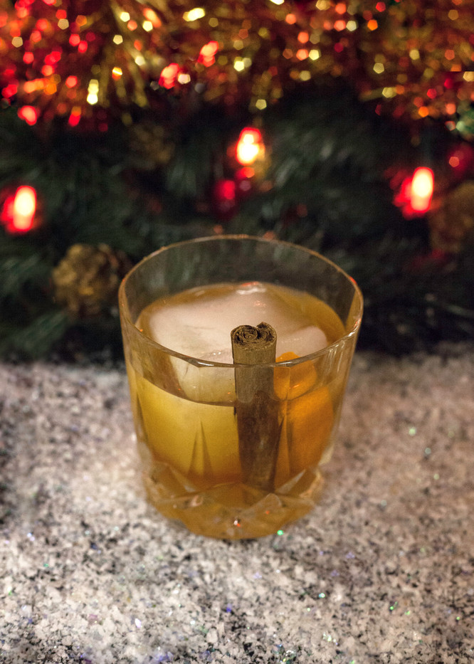Winter Old Fashioned