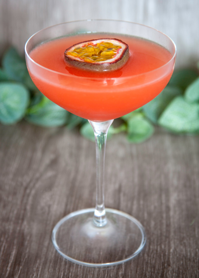 Summertime Mocktails - Passion on the Beach