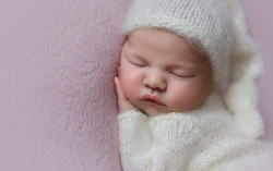 in home newborn session manchester