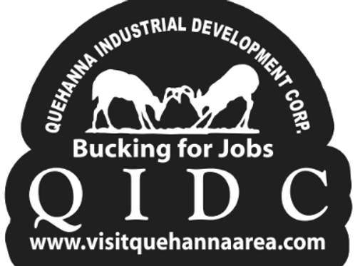 QIDC Car Decal