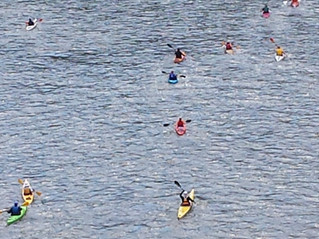 2015 Canoe Race