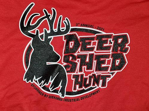 2021 Deer Antler Shed Hunt Child Size Shirts
