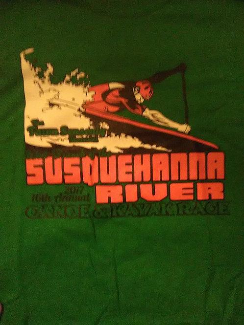2017 Canoe Race Shirt