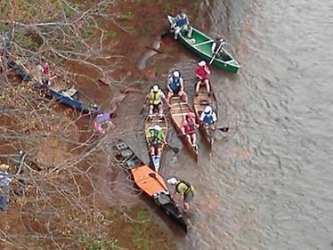 2012 Canoe Race Photos