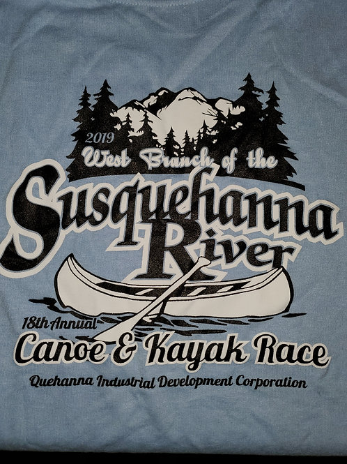 2019 Canoe/Kayak Race Adult T-shirt