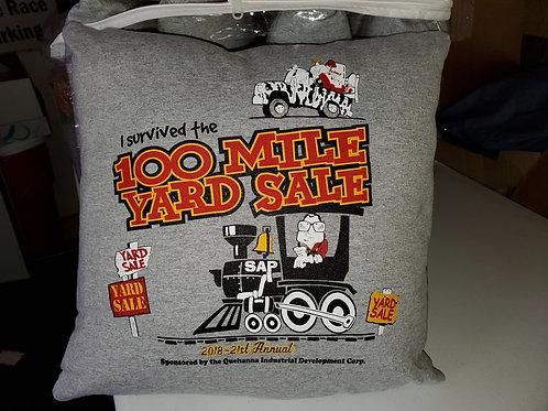 2018 Yard Sale Pillow