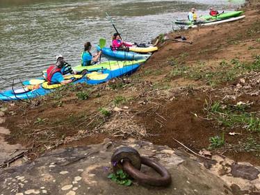 2018 Canoe Race