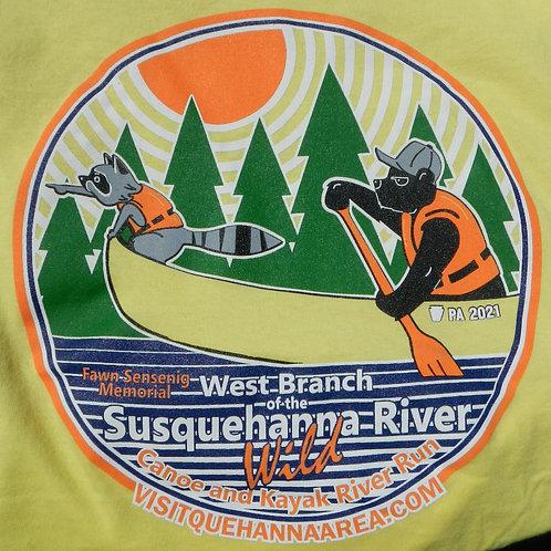 2021 Canoe Kayak River Run