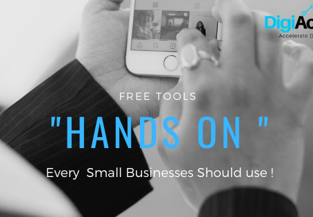 "Free Tools Every ""Hands On "" Small Businesses Should use !"