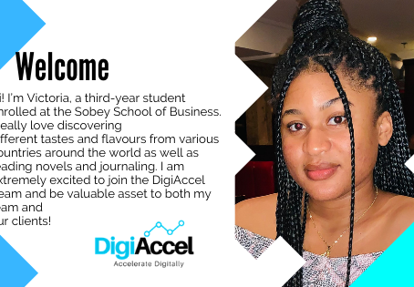 Welcome Aboard - Victoria Bangala ( Marketing Assistant)