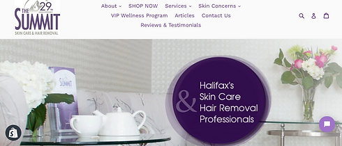 FireShot Capture 710 - The Summit Skin Care & Hair Removal - Spa in Downtown Halifax - sum