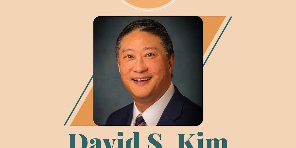 APAICS in Conversation: David S. Kim