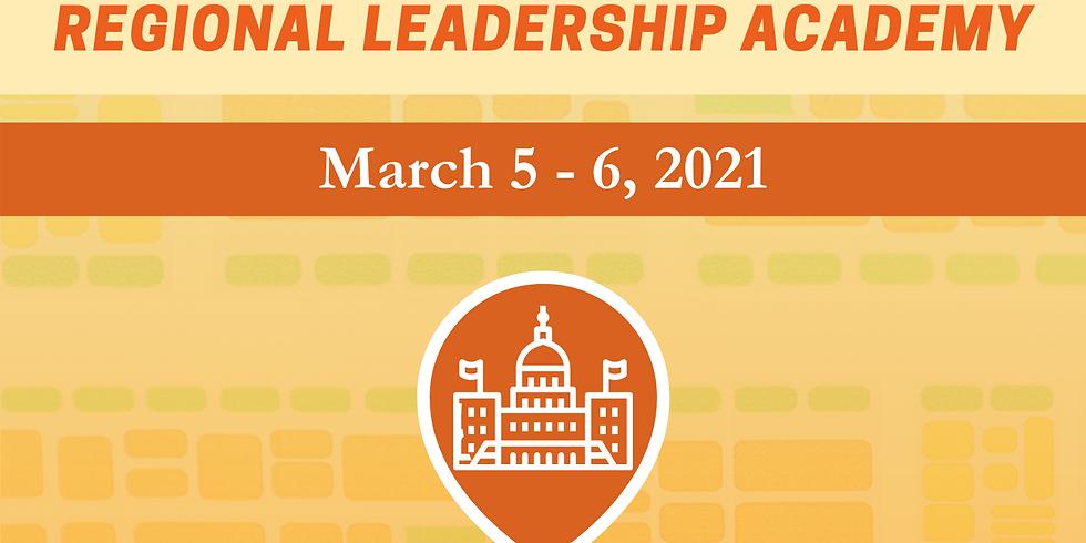 Municipal and State Legislative Regional Leadership Academy Day 2