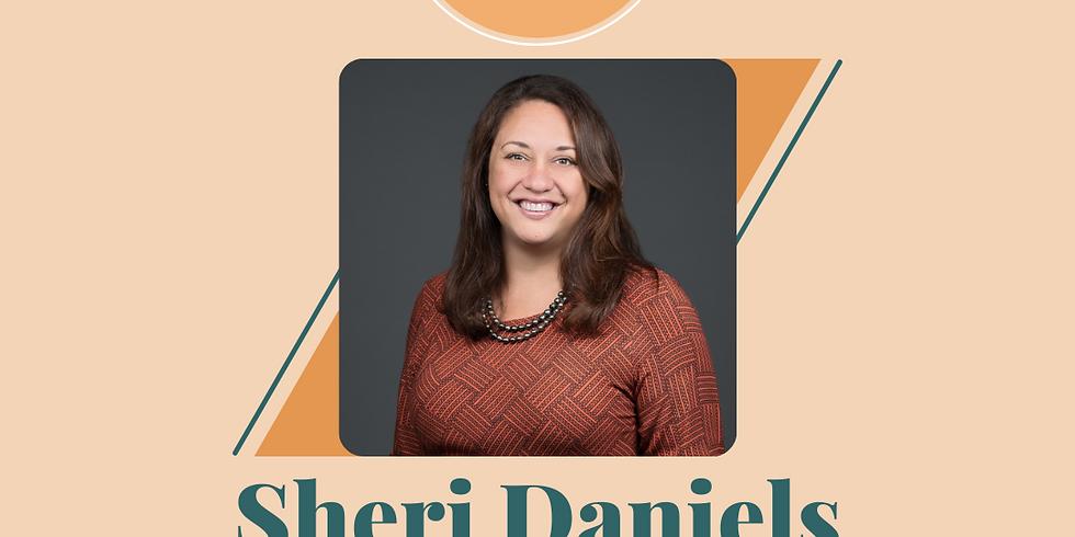 APAICS in Conversation with Sheri Daniels