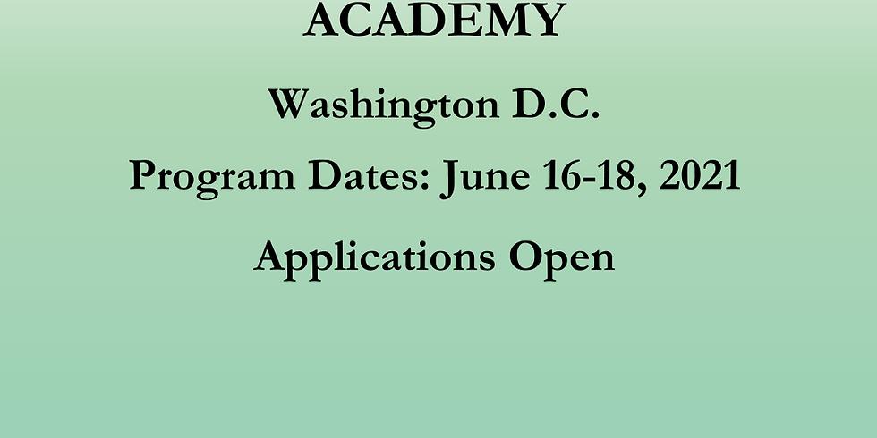 National Leadership Academy 2021 Day 1