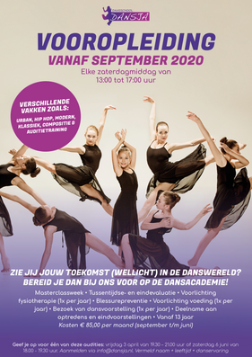 Poster Dansja