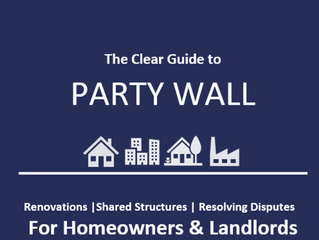 The Clear Guide to Party Wall