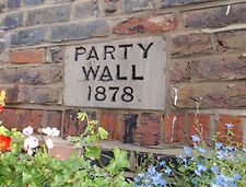 Party wall image 1878