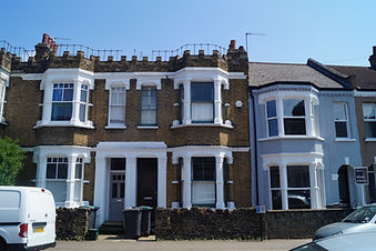 1885 Mid-terrace in London. TK Surveying Group; party wall surveyors