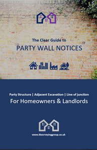 Clear guide to party wall notices