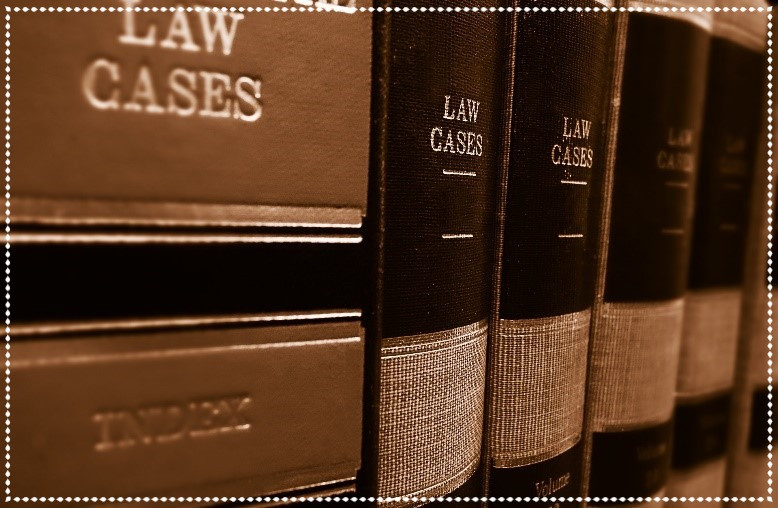 Book's on Law cases