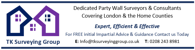 info@tksurveyinggroup.co.uk | 0208 243 8981