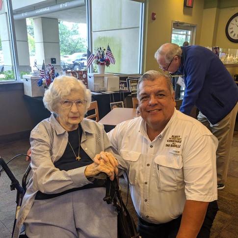 Honorable Chair of the Northwest Democrats Joyce Dorrycott