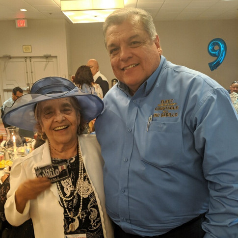 Westside Community Leader Angie Garcia