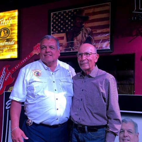 Former Bexar County Sheriff Amadeo Ortiz