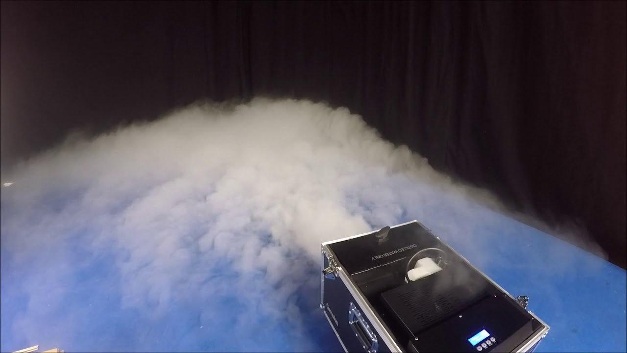 Cumulus Fog Machine