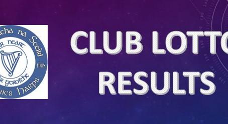 Club Lotto Results - 07.02.2021